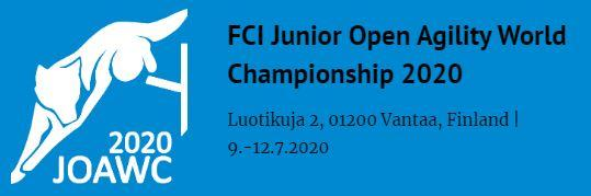 Junior Open World Championship 2020