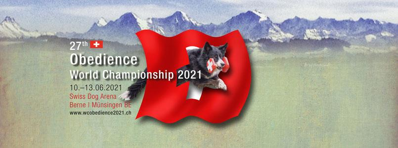 logo fci wm obedience 2021